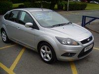 2009 FORD FOCUS 1.8 ZETEC TDCI 5d 115 BHP £4795.00