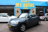 USED 2009 09 MINI CONVERTIBLE 1.6 COOPER 2dr COOPER CONVERTIBLE ONLY 35k