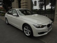 2013 BMW 3 SERIES 2.0 318D SE 4d 141 BHP £12695.00
