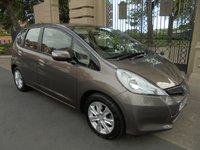 2013 HONDA JAZZ 1.3 I-VTEC ES 5d AUTO 98 BHP £6995.00