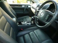 USED 2008 VOLKSWAGEN TOUAREG 3.0 V6 ALTITUDE TDI 5d AUTO 221 BHP 2008/08 ++12 MONTH MOT++FSH++VGC++6 MONTH WARRANTY++