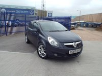 USED 2010 60 VAUXHALL CORSA 1.4 SXI A/C 5d 98 BHP 1 OWNER FSH