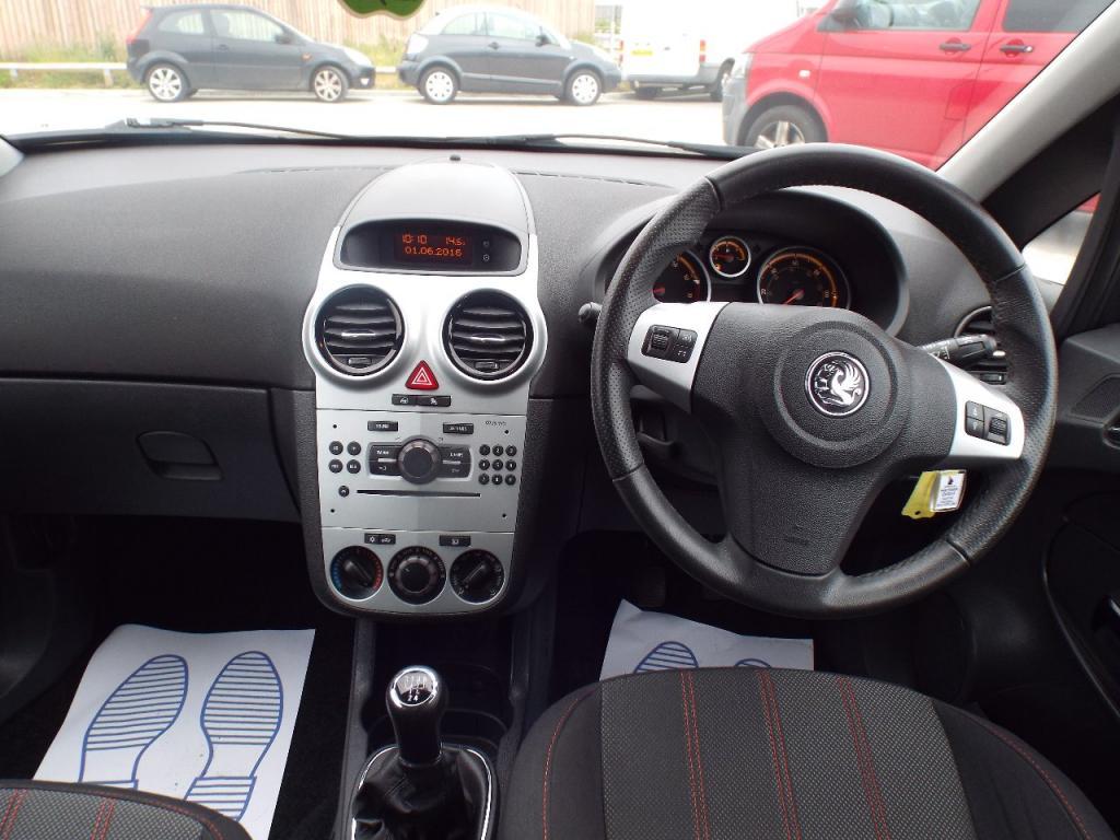 2010 Vauxhall Corsa Sxi A C 163 4 500