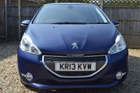 USED 2013 13 PEUGEOT 208 1.6 E-HDI ALLURE 5d 92 BHP Free 12  month warranty