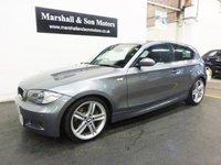 2009 BMW 1 SERIES 2.0 123D M SPORT 3d 202 BHP £7500.00