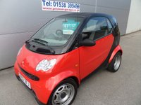 2003 SMART CITY COUPE 0.7 PURE SOFTIP 2d AUTO 61 BHP ONLY 37000 MILES £1995.00