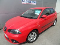 2008 SEAT IBIZA 1.2 REFERENCE SPORT 12V 3d 69 BHP NICE CLEAN CAR £2995.00
