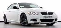 2012 BMW 3 SERIES 2.0 318i Sport Plus Edition 2dr £13995.00