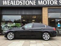 2013 BMW 3 SERIES 2.0 318D SE 4d AUTO 141 BHP £16695.00
