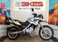 2006 BMW F SERIES F 650 GS 04  £2795.00