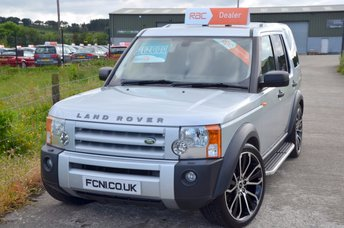 2006 LAND ROVER DISCOVERY 2.7 3 TDV6 S 5d 188 BHP £12000.00