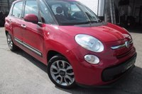 2013 FIAT 500L 1.4 POP STAR 5d 95 BHP £7000.00