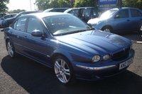 2004 JAGUAR X-TYPE 2.1 V6 SPORT 4d 157 BHP £2650.00