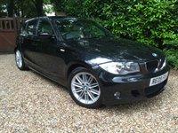 2009 BMW 1 SERIES 2.0 120I M SPORT 5d 168 BHP £8489.00