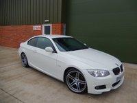 2010 BMW 3 SERIES 2.0 320D M SPORT 2d 181 BHP £11500.00