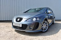 2012 SEAT LEON 2.0 SUPERCOPA FR PLUS CR TDI 5d 168 BHP £11750.00