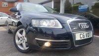 2007 AUDI A6 3.1 FSI QUATTRO SE 4d AUTO 255 BHP £6250.00