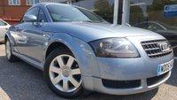 2005 AUDI TT 1.8 T 3d 177 BHP £4850.00
