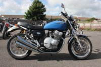 USED 1998 HONDA CB400 FOUR NC36, 1998, BLUE , RARE JDM IMPORT