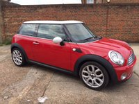 2008 MINI HATCH COOPER 1.6 COOPER 3d 118 BHP £5975.00
