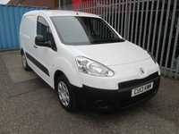 2013 PEUGEOT PARTNER 1.6 HDI S L1 625 75 *SLD *ONLY 19000 MILES* £SOLD