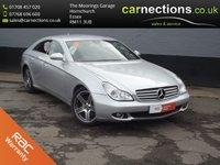 2007 MERCEDES-BENZ CLS CLASS 3.0 CLS320 CDI 4d AUTO 222 BHP £7495.00
