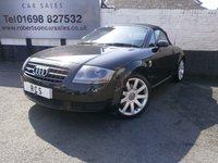 2003 AUDI TT 1.8 ROADSTER QUATTRO 2dr 225 BHP £3500.00