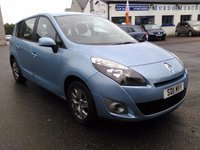 2011 RENAULT GRAND SCENIC 1.5 EXPRESSION DCI 5d 110 BHP £5890.00