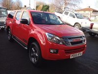 2015 ISUZU D-MAX 2.5 Twin Turbo Fury Automatic + £20950.00