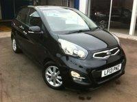 2013 KIA PICANTO 1.2 2 5d AUTO 84 BHP £6495.00