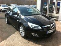 2011 VAUXHALL ASTRA 1.6 SE 5d AUTO 113 BHP £6395.00