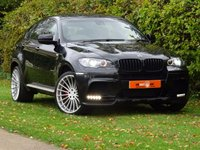 USED 2010 BMW X6 3.0 XDRIVE40D 4d AUTO 302 BHP 1 OWNER FROM NEW + FULL SERVICE HISTORY