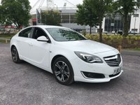 2016 VAUXHALL INSIGNIA 2.0 LIMITED EDITION CDTI  £12475.00