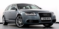 2011 AUDI A6 AVANT 2.0 TDI S Line Special Edition 5dr (170PS) £13995.00