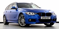 2013 BMW 3 SERIES 3.0 330d M Sport Touring xDrive 5dr Auto  £23995.00
