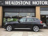 2013 BMW X1 2.0 XDRIVE20D XLINE [SAT NAV +++] 5d 181 BHP £16000.00