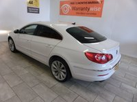 USED 2010 60 VOLKSWAGEN PASSAT 2.0 CC GT TDI DSG 4d AUTO 138 BHP GT MODEL WITH EVERY EXTRA