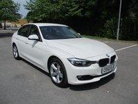 2013 BMW 3 SERIES 2.0 318D SE 4d 141 BHP £14995.00