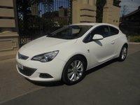 2013 VAUXHALL ASTRA 2.0 GTC SRI CDTI 3d AUTO 162 BHP £7995.00