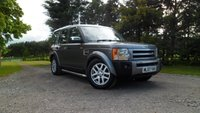 2007 LAND ROVER DISCOVERY 2.7 3 TDV6 XS 5d 188 BHP £12995.00