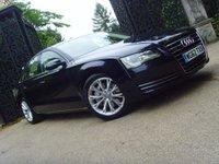 2012 AUDI A8 3.0 TDI QUATTRO SE EXECUTIVE 4d AUTO 247 BHP £23999.00