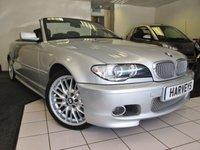2005 BMW 3 SERIES 2.0 318CI SPORT 2d 141 BHP £3695.00