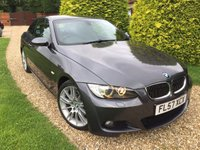 USED 2007 57 BMW 3 SERIES 3.0 325I M SPORT AUTO MET GREY!!!