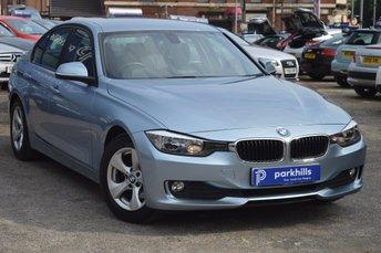 2013 BMW 3 SERIES 2.0 320D EFFICIENTDYNAMICS 4d 160 BHP £12771.00