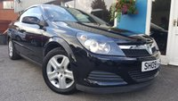 2009 VAUXHALL ASTRA 1.6 TWIN TOP AIR 3d 114 BHP £4950.00
