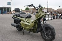 USED 2006 HONDA PS RUCKUS MF09, 2006, GREEN, RARE JDM IMPORTED SCOOTER PS250