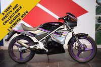 1996 SUZUKI RG50