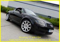 2005 AUDI TT 1.8 T 3d 190 BHP £5500.00