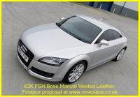 2007 AUDI TT 3.2 QUATTRO 3d 250 BHP £9000.00