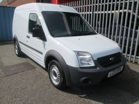 2013 FORD TRANSIT CONNECT 230 LWB High roof 90PS *ONLY 43000 MILES* £SOLD